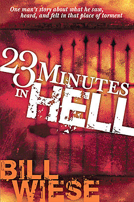 Twenty Three Minutes In Hell Book