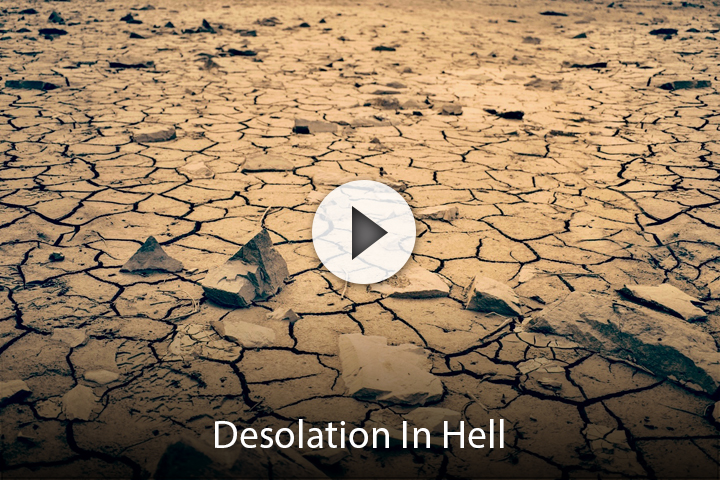 Desolation In Hell