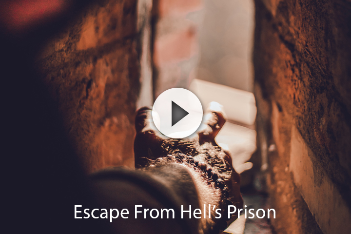 Escape From Hell's Prison