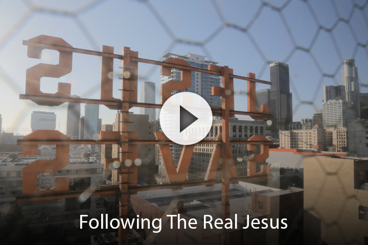 Following The Real Jesus