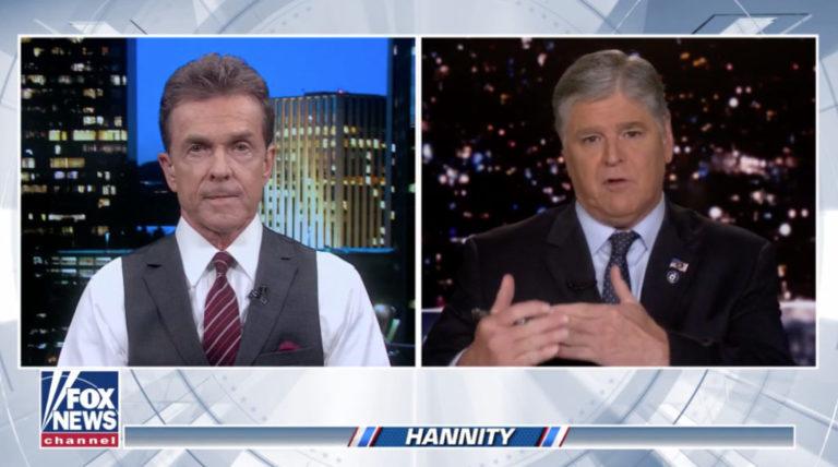 Bill Wiese LIVE on Hannity, FOX News Show