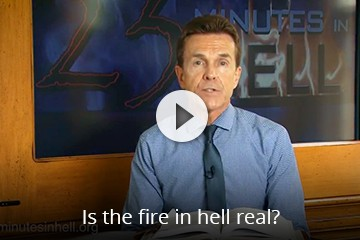 Is the Fire in Hell Real?