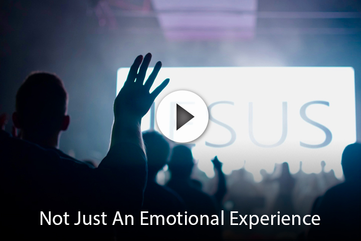 Not Just An Emotional Experience