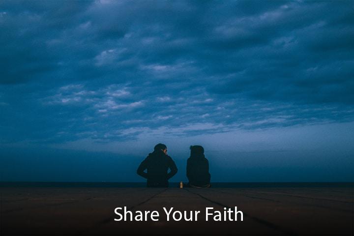Share Your Faith