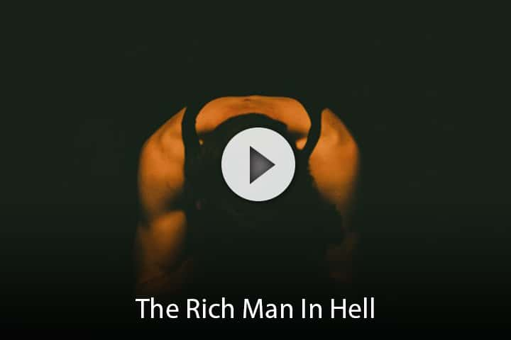 The Rich Man In Hell