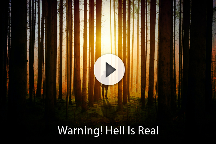 Warning! Hell Is Real
