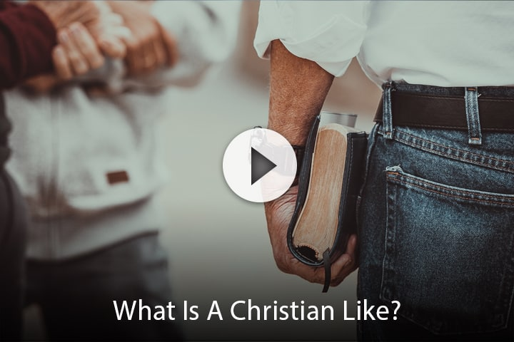 What Is A Christian Like?