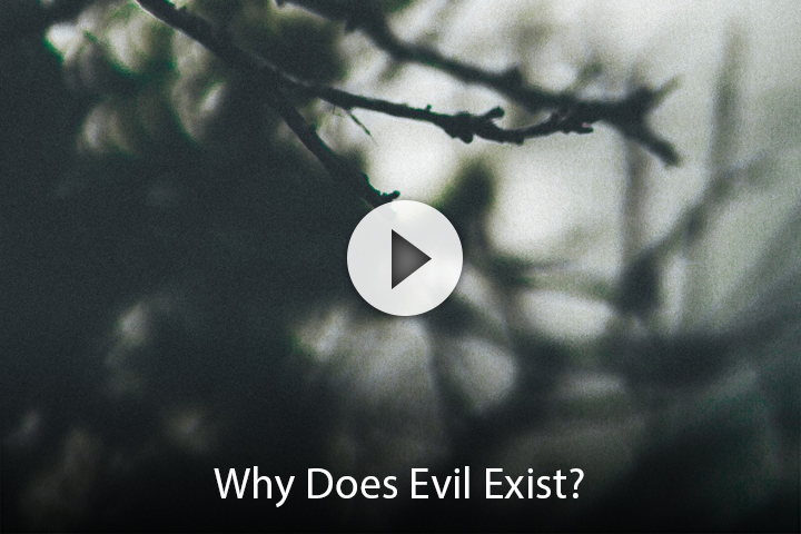 Why Does Evil Exist?