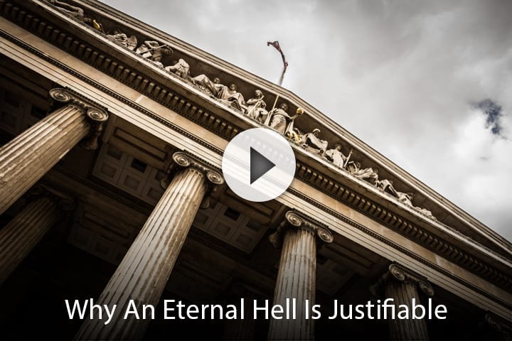 Why An Eternal Hell Is Justifiable
