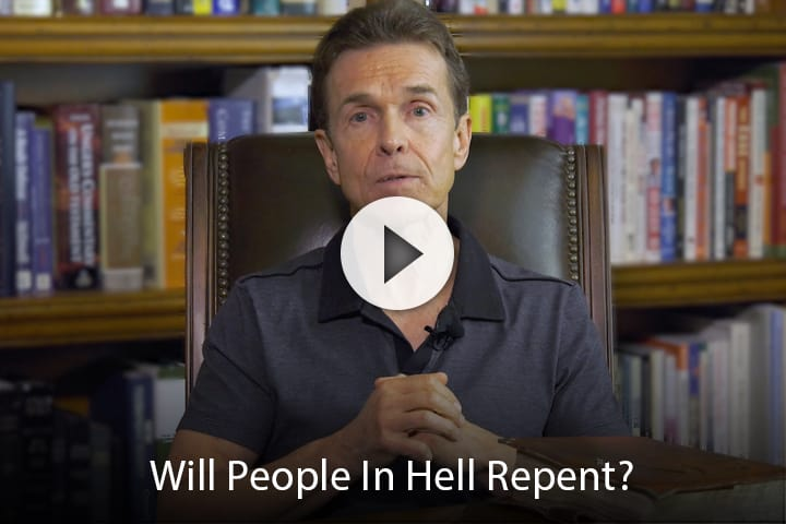 Will People In Hell Repent?