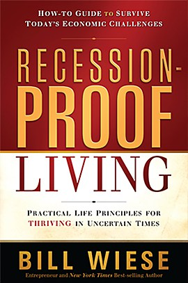 recession proof living - bill wiese